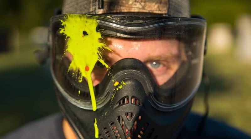 What to Wear Paintballing