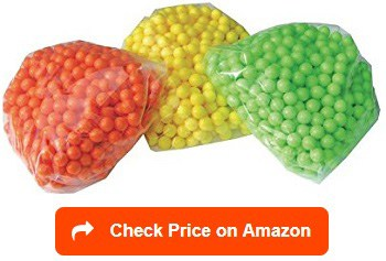 May Vary Paintball Pellets