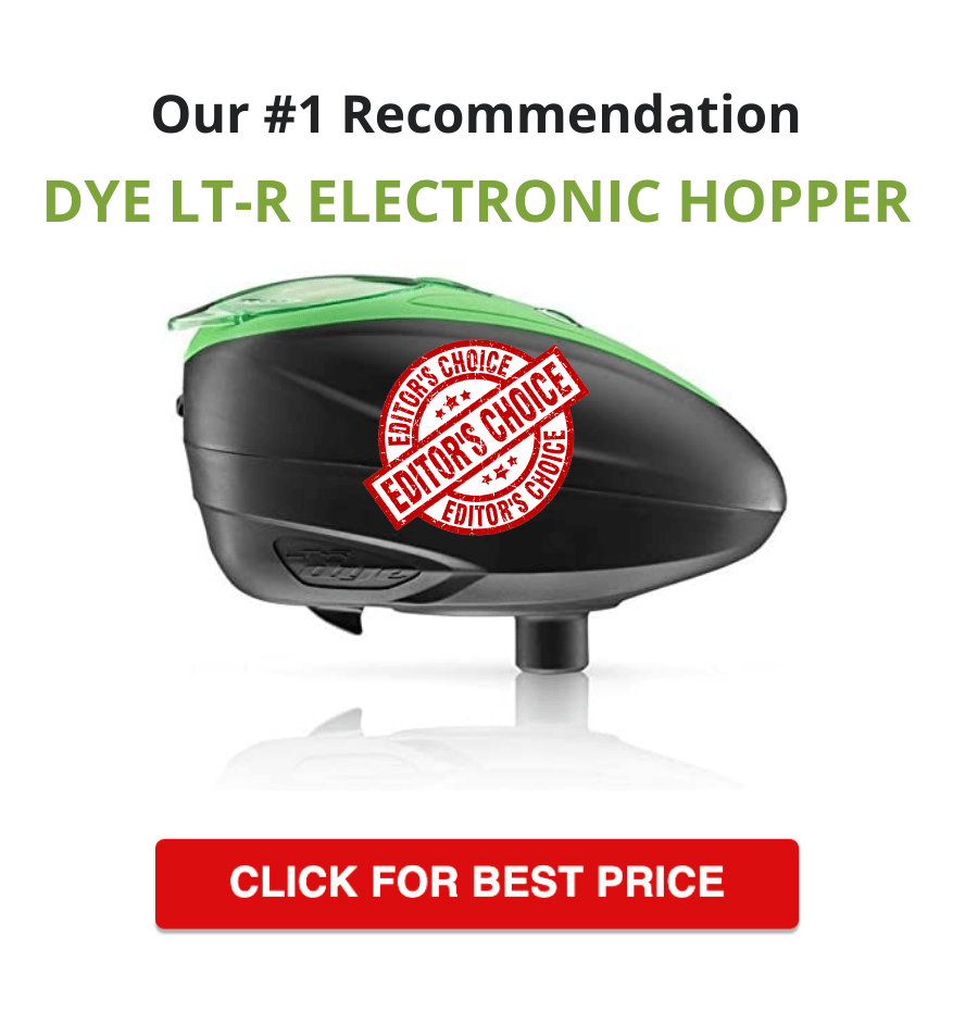 Dye LT-R Electronic Paintball Loader - Best Recommendation